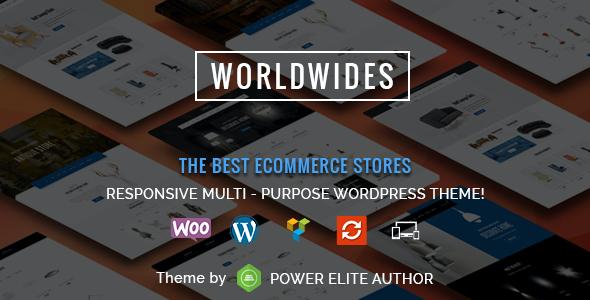 Test du thème WordPress WorldWides , découvrez notre avis