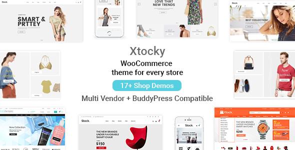 Test du thème WordPress Xtocky , voici notre avis