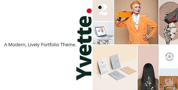 Test du thème WordPress Yvette , découvrez notre avis