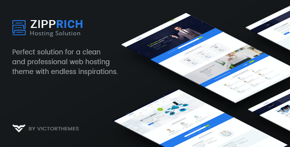 test Zipprich - Web Hosting & WHMCS WordPress Theme