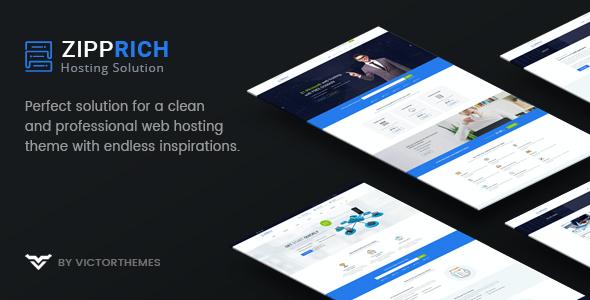 Test du thème WordPress Zipprich , voici notre avis