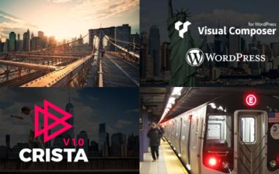 Test du thème WordPress Crista , découvrez notre avis