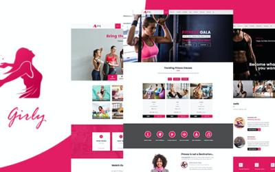 Test du thème WordPress Gym , découvrez notre avis